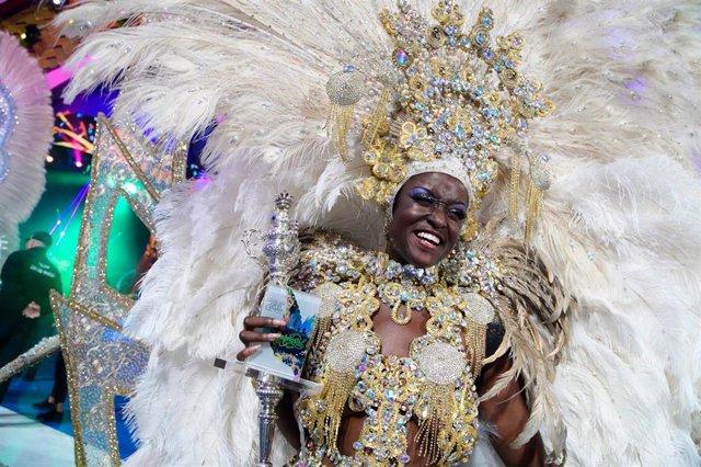 Reina del Carnaval de Las Palmas de Gran Canaria 2019