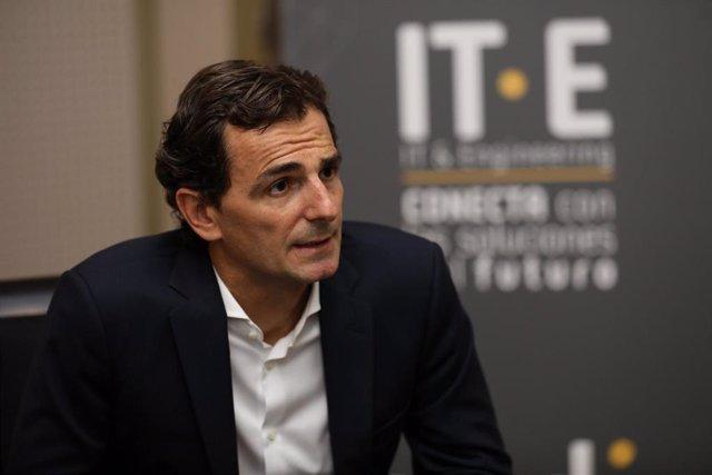 El expiloto español Pedro Martínez de la Rosa
