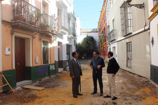 [Sevilla] Nota De Prensa Y Fotografías. Distrito Casco Antiguo