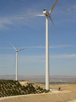 Aragón lidera el sector de las energías renovables con 79 parques eólicos y 56 f