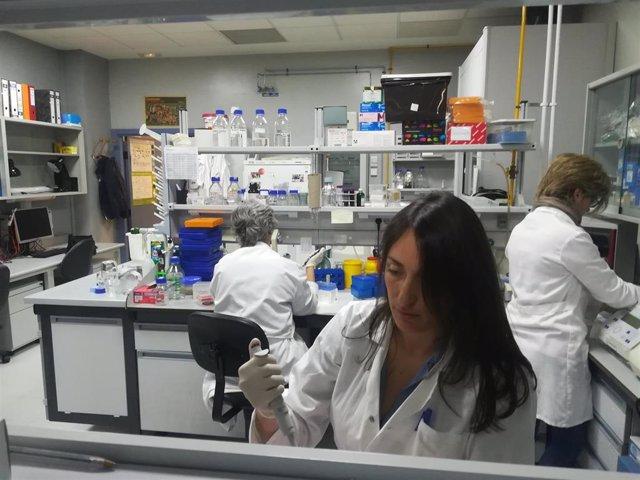 Laboratorio, ciencia, medicina