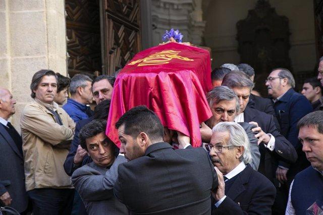 Funeral Rafael Serna
