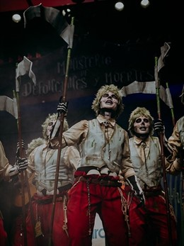Al Maridi gana el Concurso de Murgas del Carnaval de Badajoz 2019