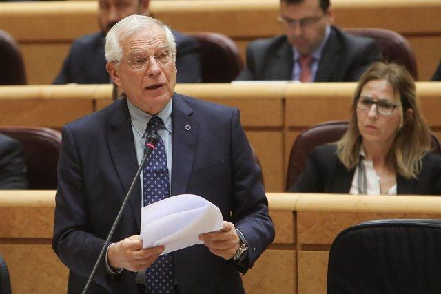 Ministre J.Borrell (Arxiu)
