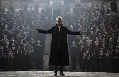 J.K.Rowling promete que Animales Fantásticos 3 será mucho mejor que Los crímenes de Grindelwald