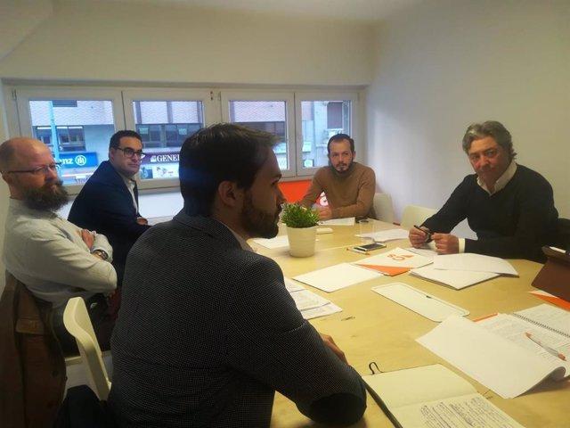 Los grupos de expertos de Ciudadanos La Rioja siguen avanzando en la preparación