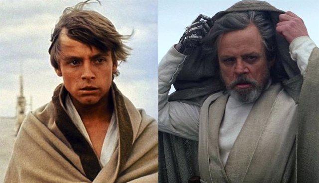 Las 10  películas de Star Wars en 5 minutos