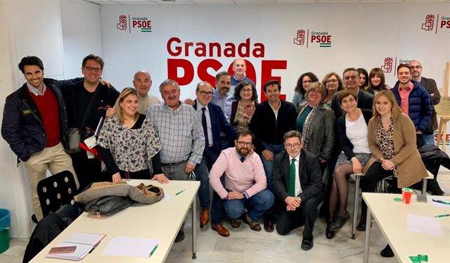 La Ejecutiva del PSOE