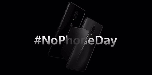 OnePluscelebra el Día Sin Teléfono Móvil