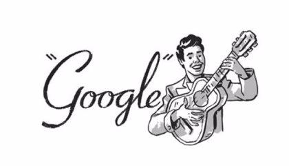 Google homenajea al actor cubano Desi Arnaz en el 102 aniversario de su nacimiento