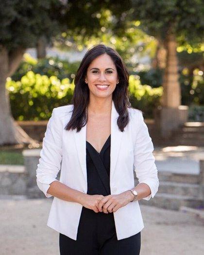 Vidina Espino será la candidata de Cs al Gobierno de Canarias tras obtener el 84% de los votos de los afiliados
