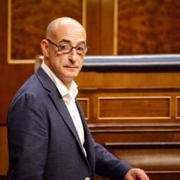 Félix Alvarez, diputado de Ciudadanos