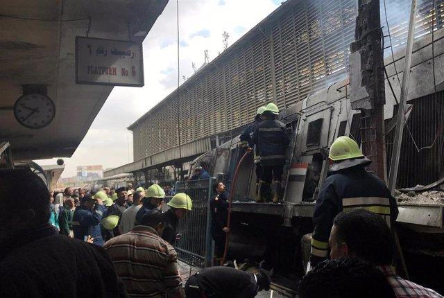 Un incendio en El Caito ha causado varios muertos en la estación central