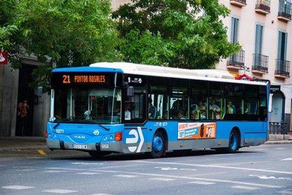 La EMT implanta un sistema que aporta más ahorro energético a los buses y hace menos contaminantes a los buses de diésel