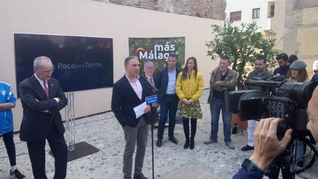 """Bendodo critica que Sánchez """"se está financiando la campaña electoral con los vi"""