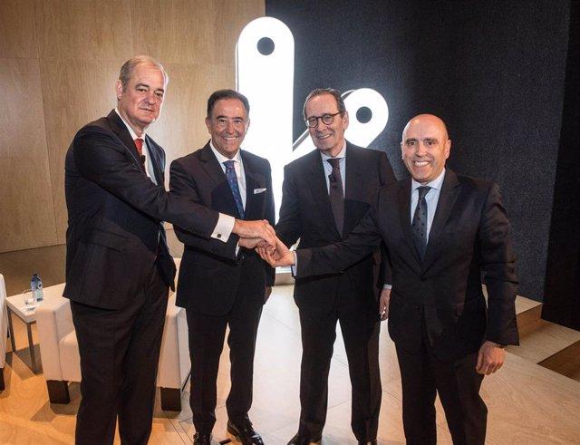 Cajasur cierra 2018 con un beneficio de 19,5 millones de euros