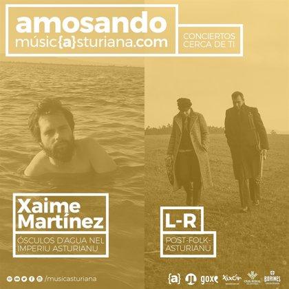 Nace Amosando, ciclo de presentaciones de novedades discográficas de música asturiana