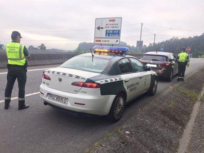 Denunciados 8.800 conductores durante los 7 días de campaña de vigilancia de camiones, buses y furgonetas de la DGT