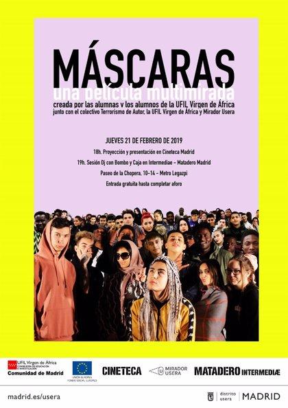 Seleccionan diez proyectos culturales entre más de 260 para los programas Mirador, en Arganzuela y Usera