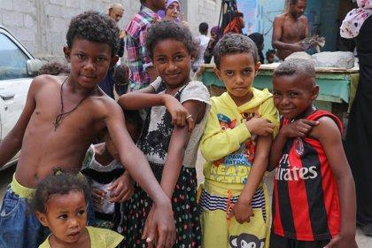 UNICEF alerta de la reemergencia mundial del sarampión por la guerra y los movimientos antivacunas