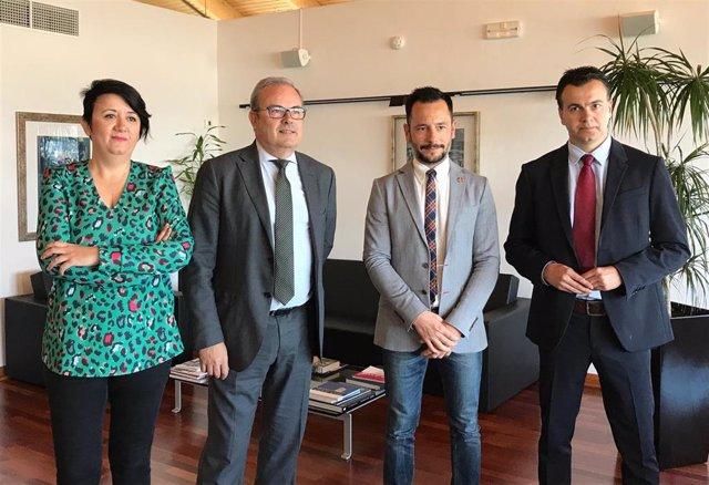 Turespaña anuncia que en el segundo semestre del año se licitarán las obras del