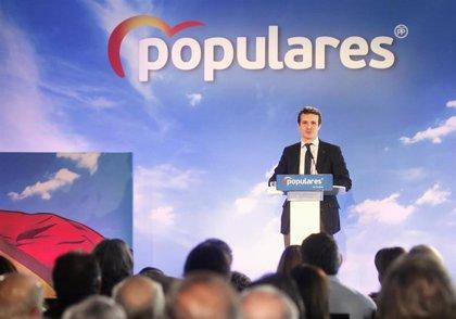 Casado promete una ley para evitar la utilización del real decreto para hacer campaña electoral