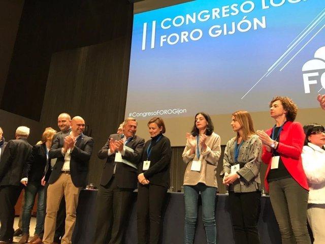 Gijón.- Álvaro Muñiz será el candidato de Foro a la Alcaldía