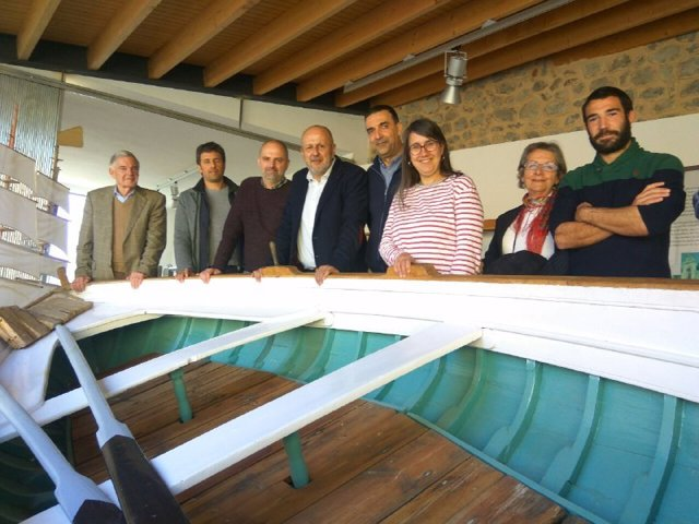 El Consell abre la primera sede territorial del Museo Marítimo de Sóller