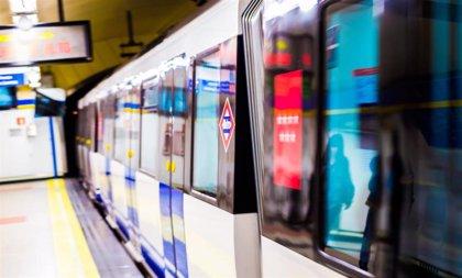 Sindicato de Maquinistas de Metro cifra en un 100% el seguimiento de los paros parciales de este sábado