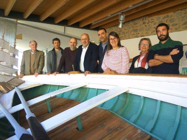 El Consell obre la primera seu territorial del Museu Marítim de Sóller