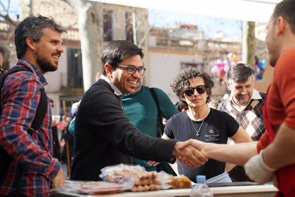 Barcelona incorpora el Mercado de la plaza Bacardí de Horta a su red de Mercats de Pagès