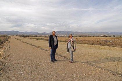 Arrancan este lunes las obras para finalizar el segundo puente de Huétor Tájar (Granada)