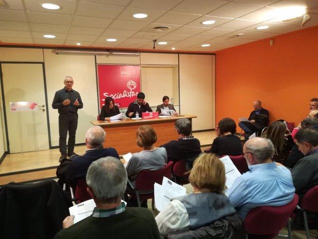 26M.- El PSOE-Teruel Cierra Sus Listas De Candidatos A Las Convocatorias Elector