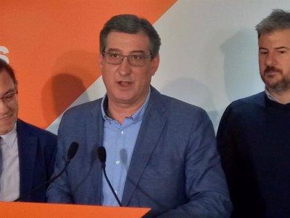 """Prendes (Cs) subraya la necesidad de """"arrebatar peso a los nacionalistas"""""""