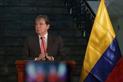 El Gobierno colombiano transmite a España la necesidad de que crezca el apoyo internacional a Guaidó