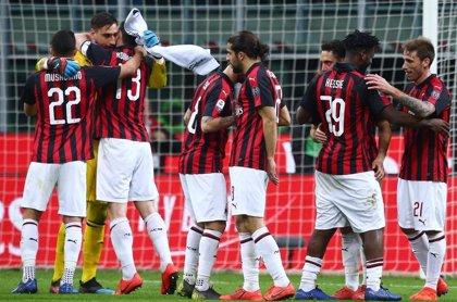 El Milan vence al Sassuolo y se aúpa a la tercera posición