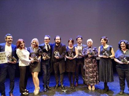 El Festival de Cine Español de Cáceres recoge la alfombra roja con la entrega de los Premios San Pancracio