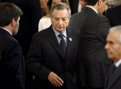 Fallece a los 88 años Franco Macri, el padre del presidente argentino Mauricio Macri