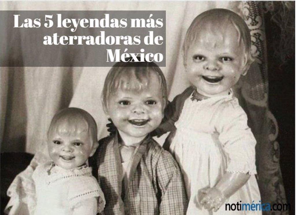 Las 5 Leyendas Más Aterradoras De México