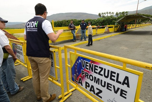Frontera de Colòmbia amb Veneçuela