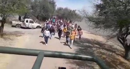 Santa Rosa de Lima: el pueblo mexicano que impide la entrada del Ejército para defender al cártel de 'El Marro'
