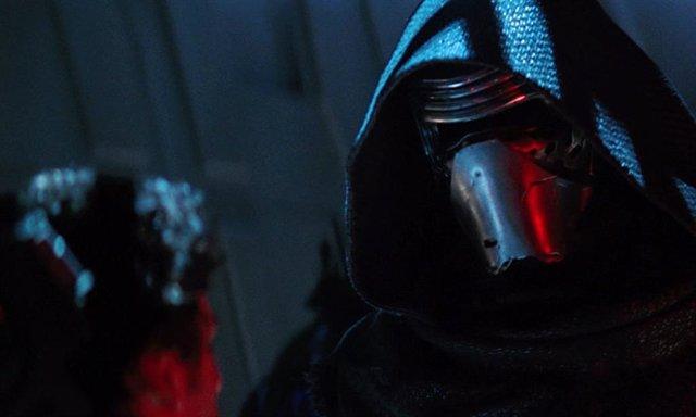 Kylo Ren, el villano de Star Wars