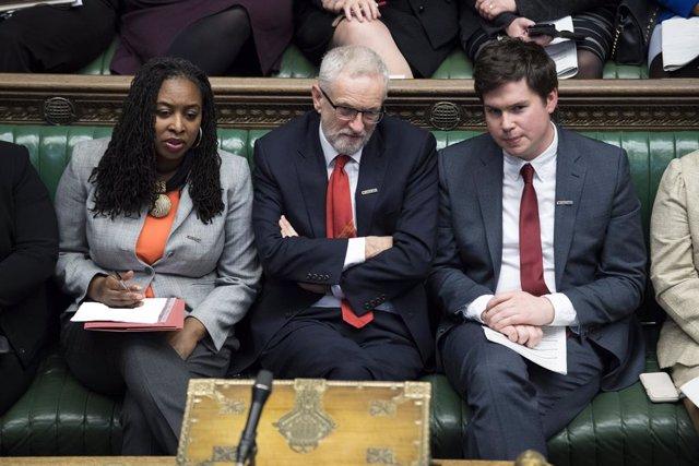 El líder del Partit Laborista, Jeremy Corbyn