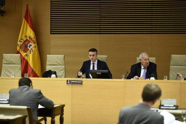 Iván Redondo comparece en Comisión Mixta de Seguridad Nacional