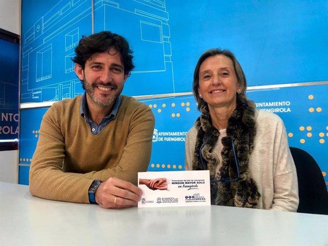 Málaga.-Ayuntamiento de Fuengirola impulsa una red de voluntarios para acompañar