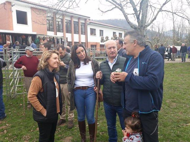 """Rural.- Mallada exige un """"apoyo sin complejos"""" a los ganaderos"""