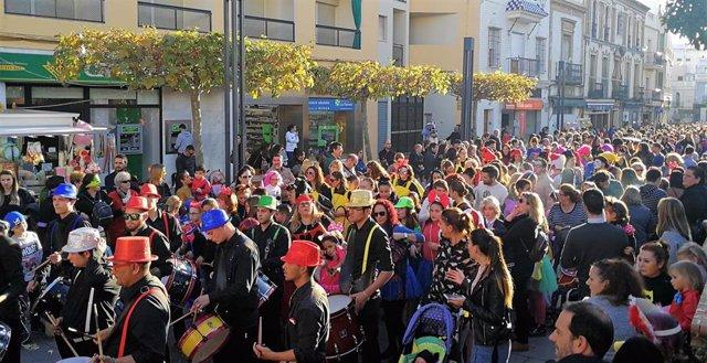 Sevilla.- Alcalá de Guadaíra intensifica el Plan Operativo de Carnaval de 2019 p