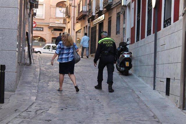 Agente de policia, vida en Toledo, Forma de vida