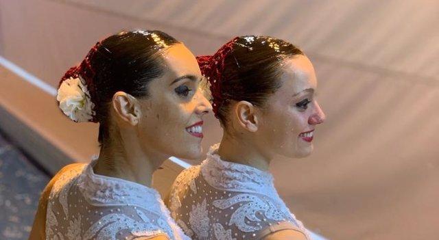 Ona Carbonell y Sara Saldaña se cuelgan el bronce en el Serie Mundial de París