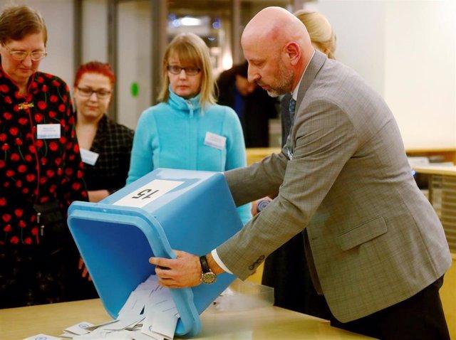 El opositor Partido de la Reforma gana las elecciones en Estonia